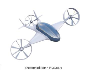 Air vehicle, 3d concept