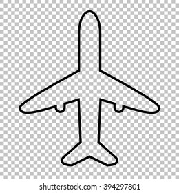 Plane Transparent Background Images Stock Photos Vectors