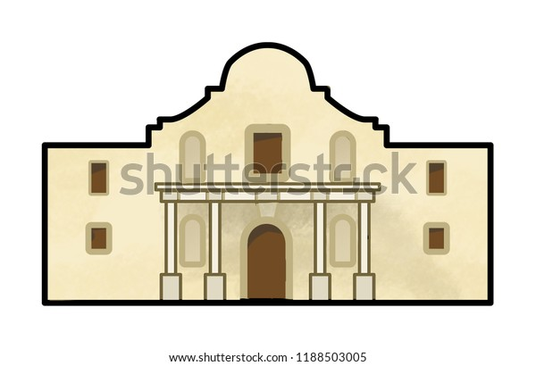 The Alamo Mission in San Antonio is commonly called The Alamo and was originally known as Misión San Antonio de Valero. It was founded in the 18th century as a Roman Catholic mission and fortress comp