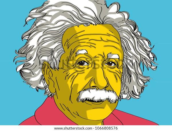 Albert Einstein Gênio