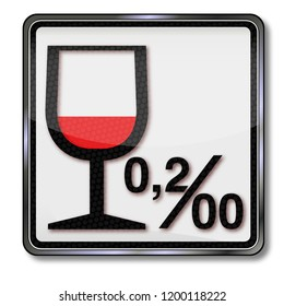 Alcohol limit and alcohol