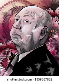 Alfred Hitchcock hommage