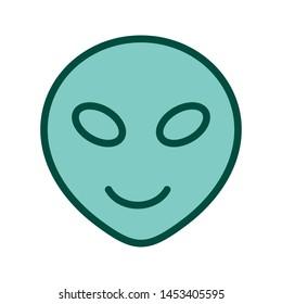 Alien Emoji Images, Stock Photos & Vectors   Shutterstock