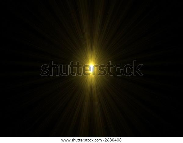 alien_sun_with_rays
