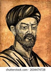Alisher Navoi - Turkic poet, Sufi, statesman