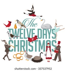 All Twelve days of Christmas