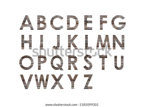 Alphabet Z 3d Design Stock Illustration 1185099301