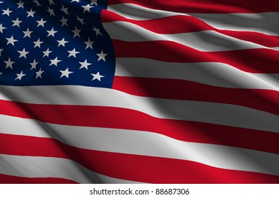 America - World flags Collection
