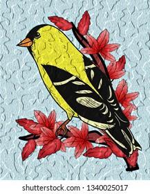 Five Birds Images Stock Photos Amp Vectors Shutterstock