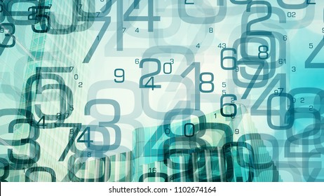 Analytics software using new computer algorithm