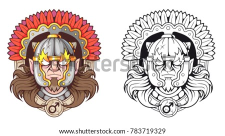 Ancient Greek God War Ares Stock Illustration 783719329 Shutterstock