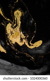 Ancient oriental drawing technique. Natural Luxury. Marbleized effect.  Style incorporates the swirls of marble or the ripples of agate for a luxe effect. Very beautiful painting. Magic art