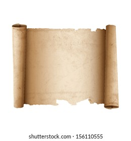 Ancient Scroll paper.Raster version