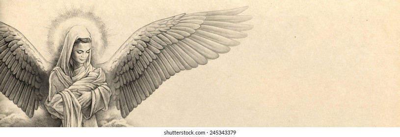 Angel and Child Arts