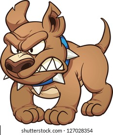 Angry Dog Cartoon High Res Stock Images Shutterstock