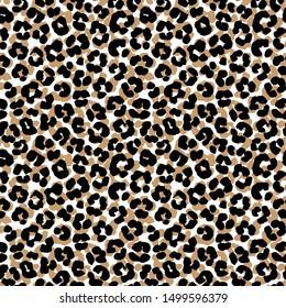 Animal pattern design. Textile digital print design.