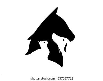 Animal Veterinary Logo