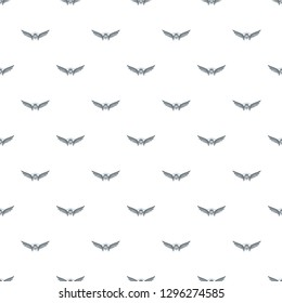 Animal wing pattern seamless repeat for any web design