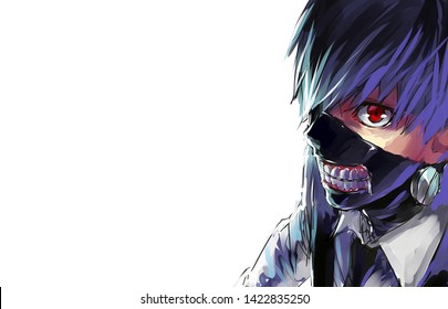 Anime Cool Boy With Masker Anime Wallpapers
