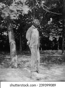Anonymous African American lynching victim of 1925.
