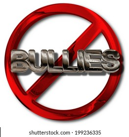 Anti bullying concept