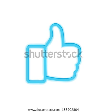 approval icon isolated on white background stock illustration