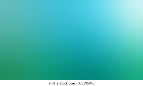 aquamarine and green background abstract gradient