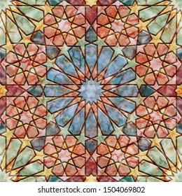 Arabesque, Arabesque patterns in 300 dpi resolution, Islamic art for multiple purposes