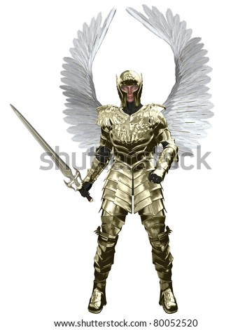 The Archangel Michael in
