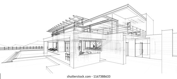 Architectural Drawing Images Stock Photos Vectors Shutterstock