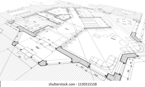 Structure Blueprint Images Stock Photos Vectors