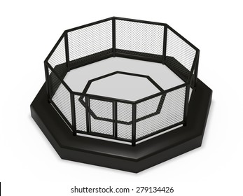 arena for martial arts