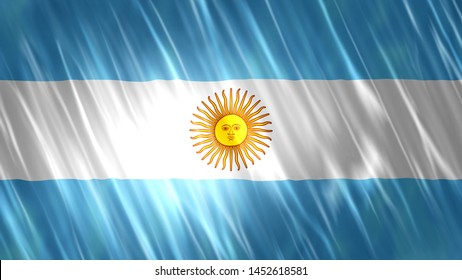 Argentina Flag for Print, Wallpaper Purposes  Size : 7680(W) x 4320(H) Pixels, 300 Dpi  Works great for Print, Wallpaper, etc...
