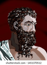 Aristotel is an ancient Greek philosopher. The student of Plato. From 343 BC. er - educator Alexander of Macedon. Naturalist of the classical period. The most influential of ancient philosophers