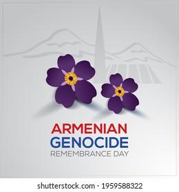 Armenian Genocide Remembrance Day, April 24
