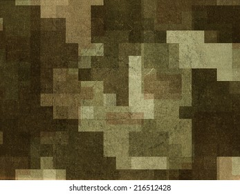Army Camouflage. Military background.