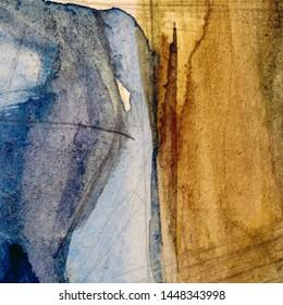 Kunst, abstrakter, handgezeichnet Hintergrund, Rastergrafik