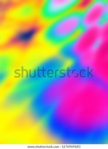 Art abstract paint digital illustration background