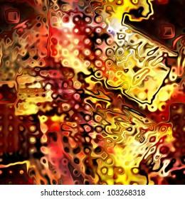 art glass background