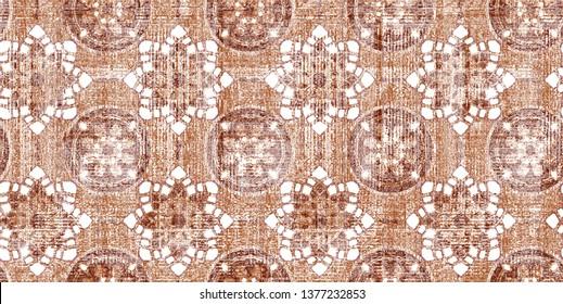 art vintage persian, turkish motifs tile seamless pattern  design. For art texture, grunge design, and vintage paper or border frame, modern motifs   for carpet, rug, scarf, clipboard , shawl