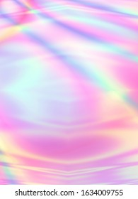 Art wallpaper of holographic abstract background