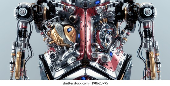 Robotics Body Parts High Res Stock Images   Shutterstock