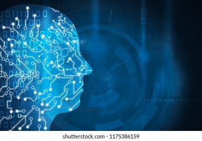 artificial intelligence face