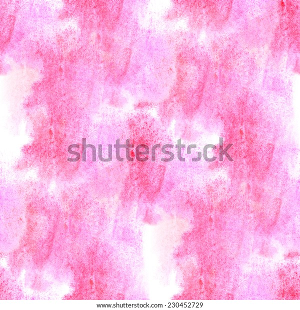 artist  pink, white seamless watercolor wallpaper texture of handmade