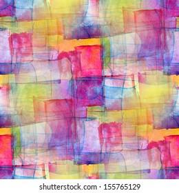 artist seamless blue cubism abstract art texture watercolor wallpaper background