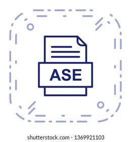 Ase Logo Images, Stock Photos & Vectors   Shutterstock