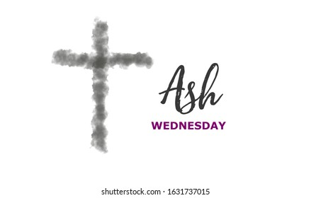 Ash Wednesday is a Christaian holy day of prayer and fasting. Preceeded by Shrove Tuesday and falls on the first day of Lent.