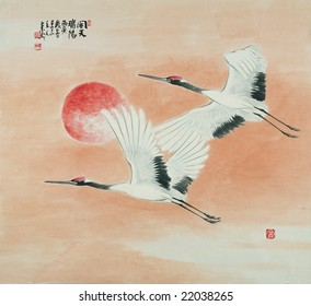 Asian Traditional Painting