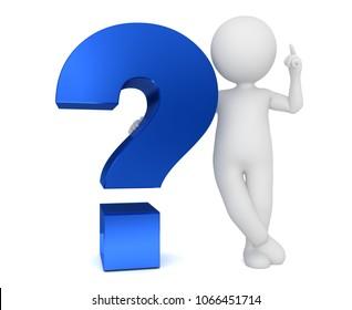 Blue Question Mark Images, Stock Photos & Vectors ...