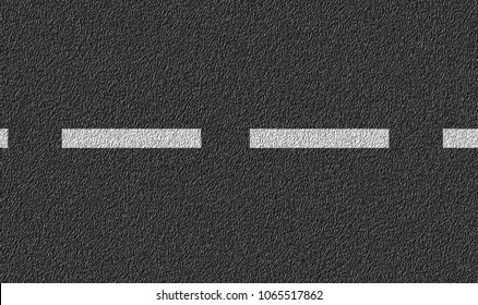 Asphalt road texture background, Color guidelines on Street.